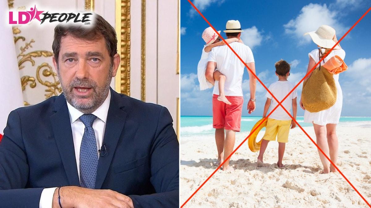 Christophe Castaner – Déconfinement: Très mauvaise nouvelle pour les Français !