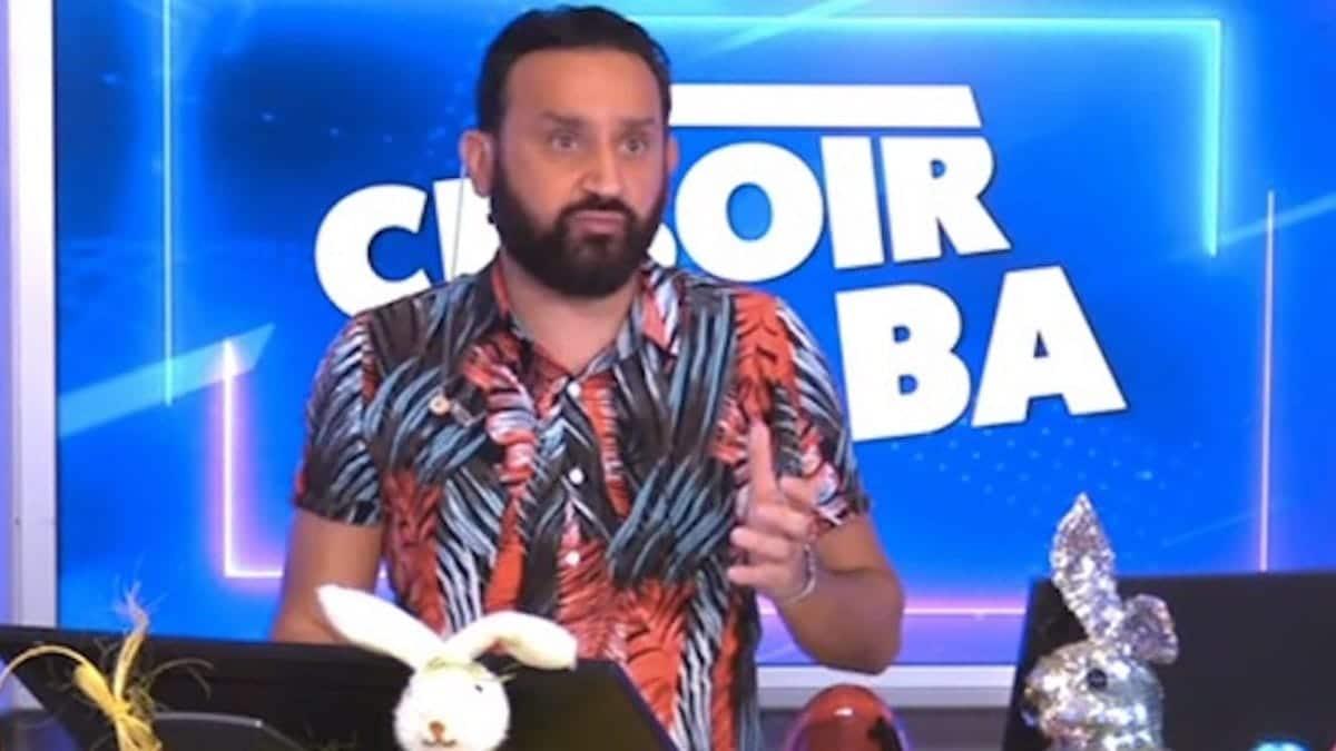 """Cyril Hanouna """"s'énerve et s'exprime"""" ses audiences sont en chute ?"""
