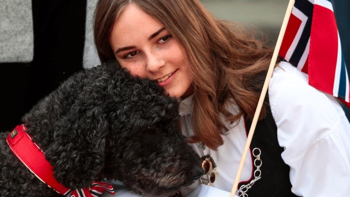 Ingrid Alexandra : l'adolescente, future reine de Norvège