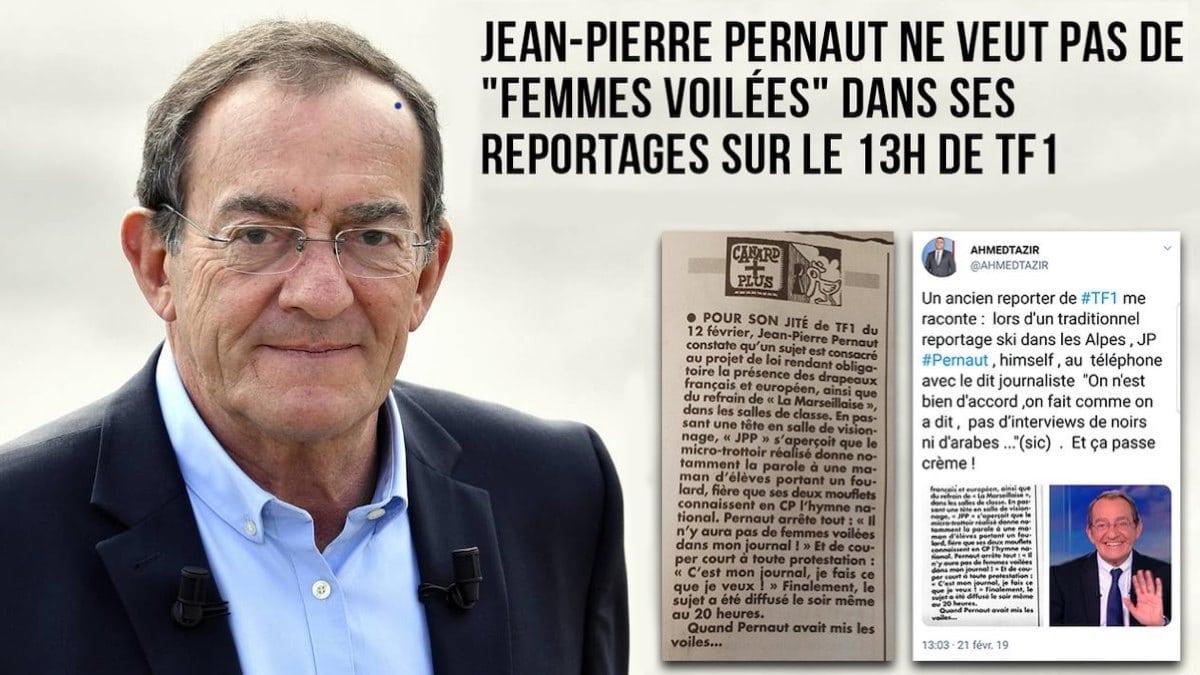 """Jean-Pierre Pernaut """"accusé de racisme"""" les accusations folles"""