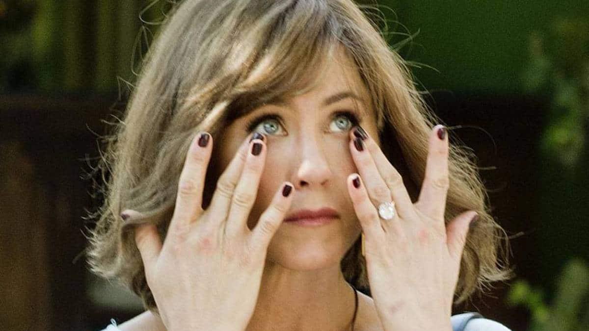 Jennifer Aniston a 51 ans, elle n'est gênée que par un seul détail