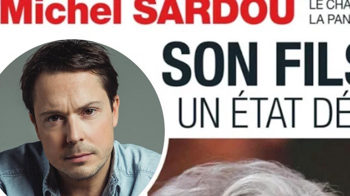 Michel Sardou, inquiet pour la santé de son fils, Davy Sardou