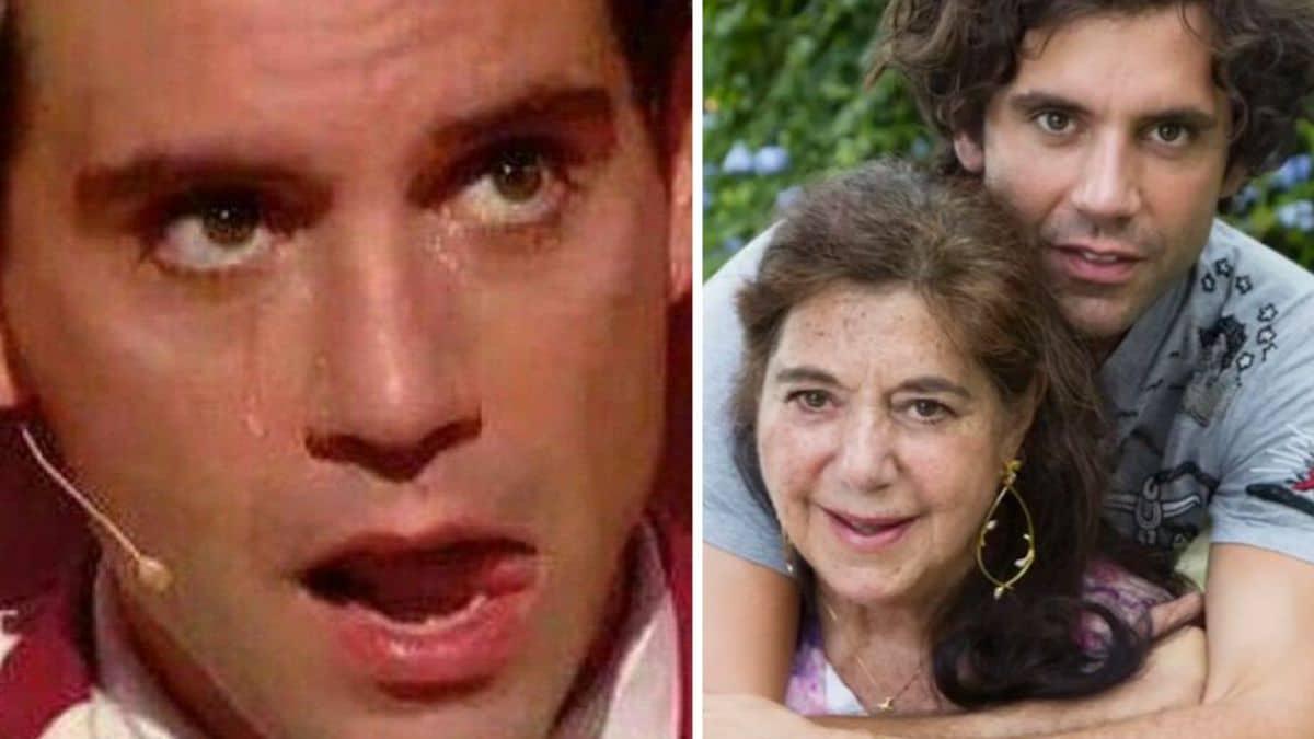 """Mika abattu: sa mère atteinte d'un cancer au cerveau, a contracté le """"covid-19"""""""