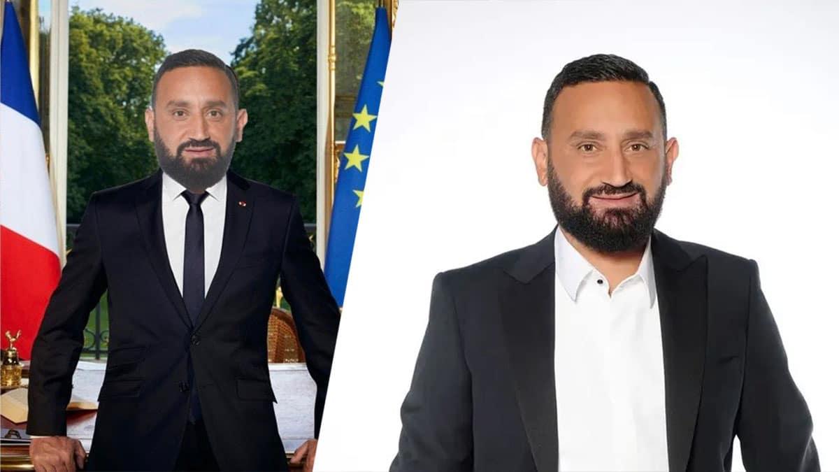 Cyril Hanouna: futur candidat à la présidentielle? Ça se précise, il s'exprime