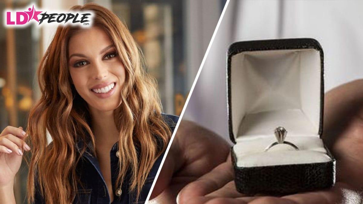 Iris Mittenaere, son compagnon va bientôt la demander en mariage ?!