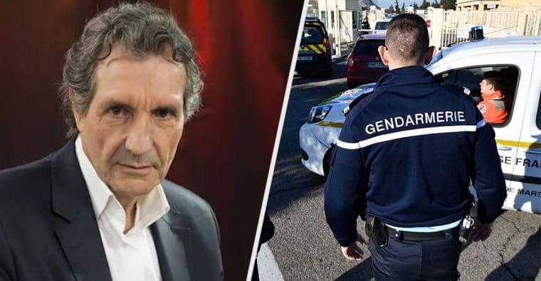 Jean-Jacques Bourdin arrêté par la gendarmerie en grand excès de vitesse !