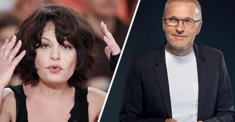 """Laurent Ruquier se fait """"dézinguer' par Isabelle Mergault elle craque totalement"""