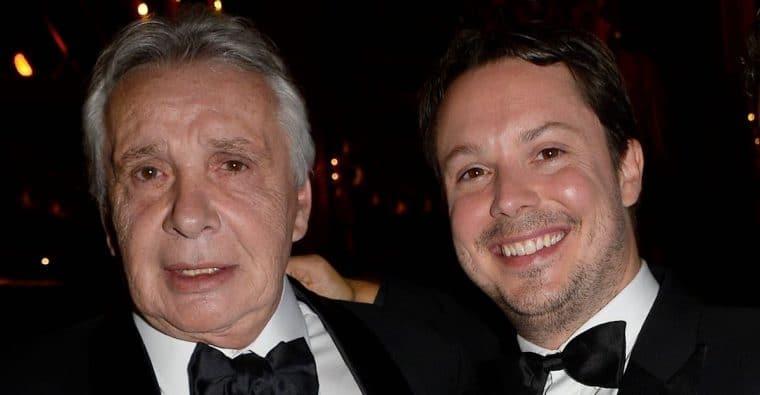 """Michel Sardou: ce canon en """"culotte"""" qui fait baver et rêver son fils, est magnifique"""