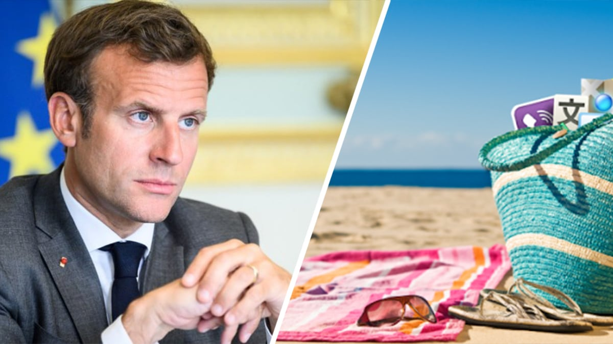 Vacances d'été : à 100km de chez vous ! Que propose concrètement Emmanuel Macron ?