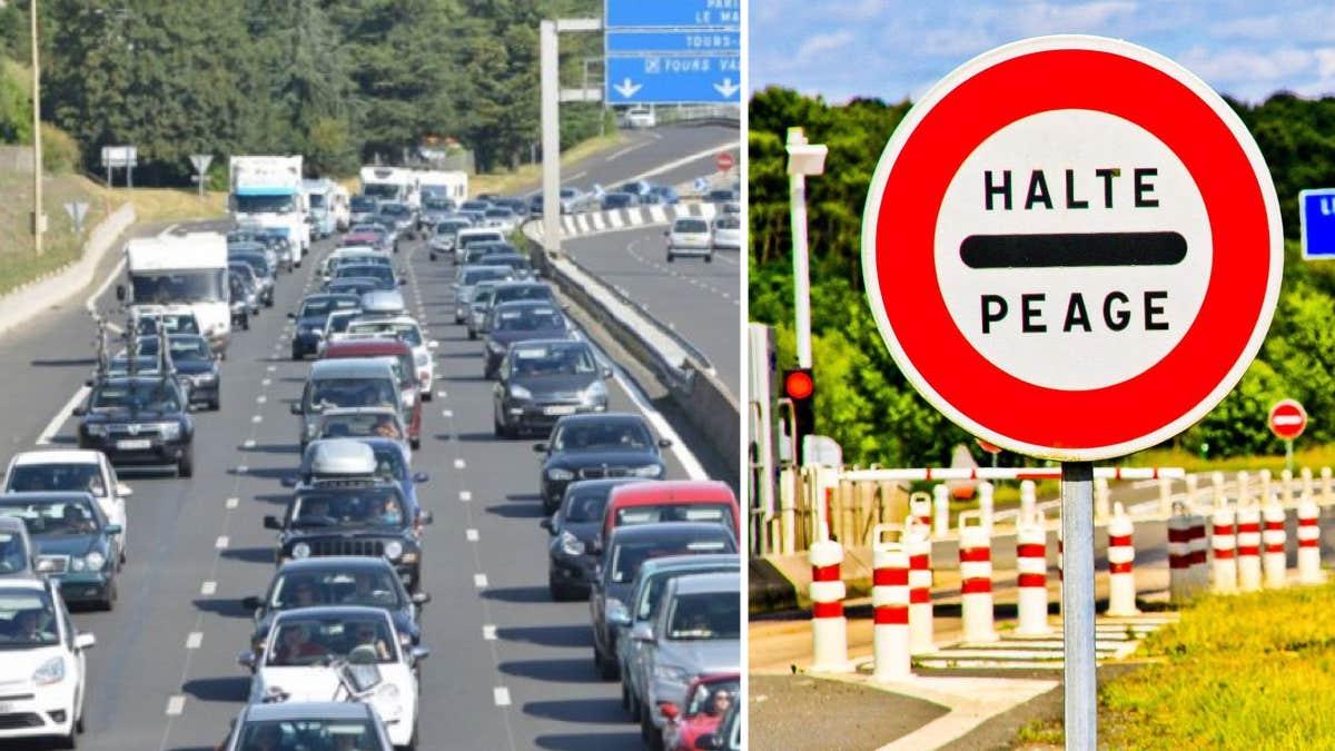 Vacances d'été: Les autoroutes de France GRATUITES? L'état a tranché