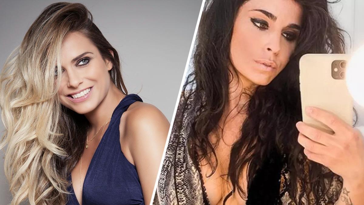 Clara Morgane et sa sœur Alexandra rendent fous les internautes avec ces photographies