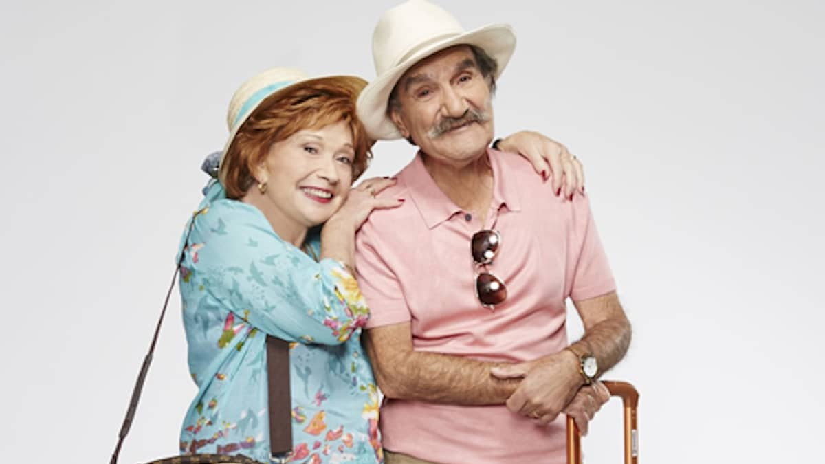 Marion Game (Huguette) et Gérard Hernandez (Raymond) Scènes de ménage: Sont-ils en couple (dans la vie) ?