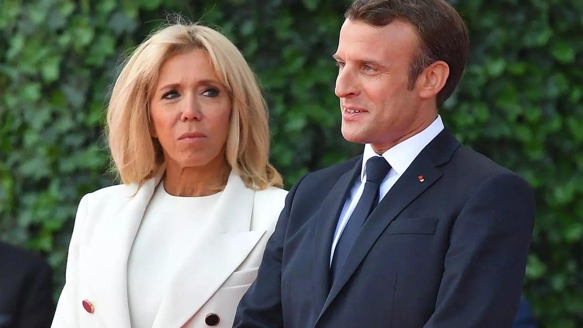 Brigitte Macron et Emmanuel: la photo très intime du couple enfin dévoilée !