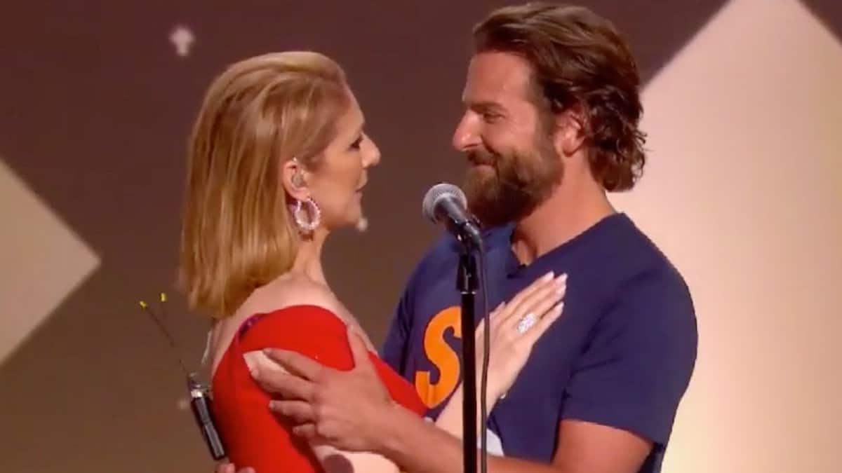 Céline Dion, amoureuse de Bradley Cooper ?, cette annonce qui lui détruit le coeur !