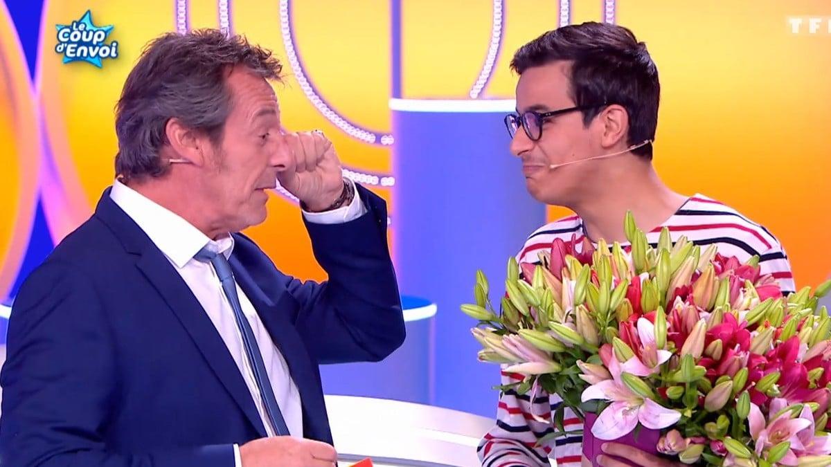 """Jean-Luc Reichmann """"12 coups de Midi"""" propose à Paul un Job de rêve !"""