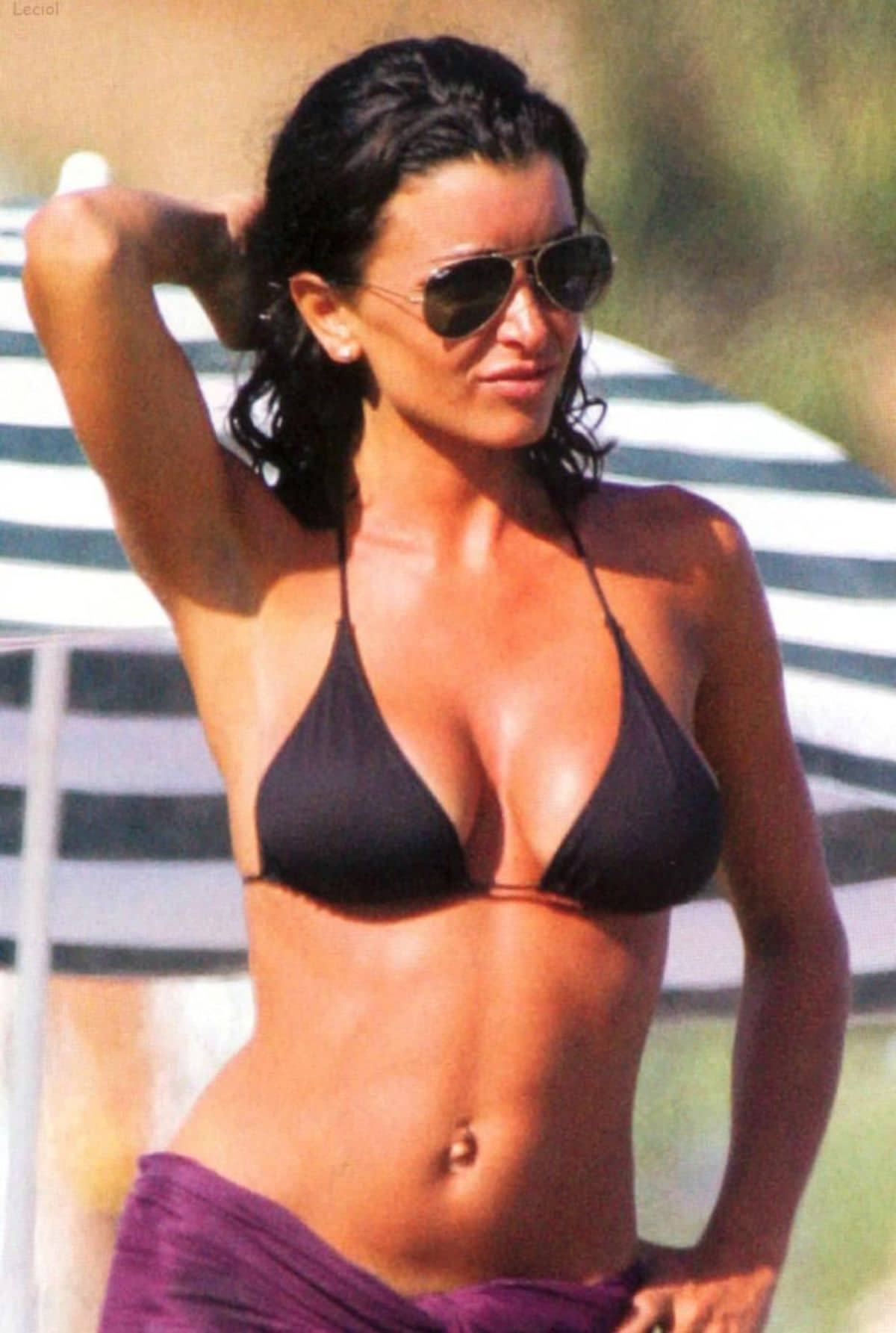 en bikini