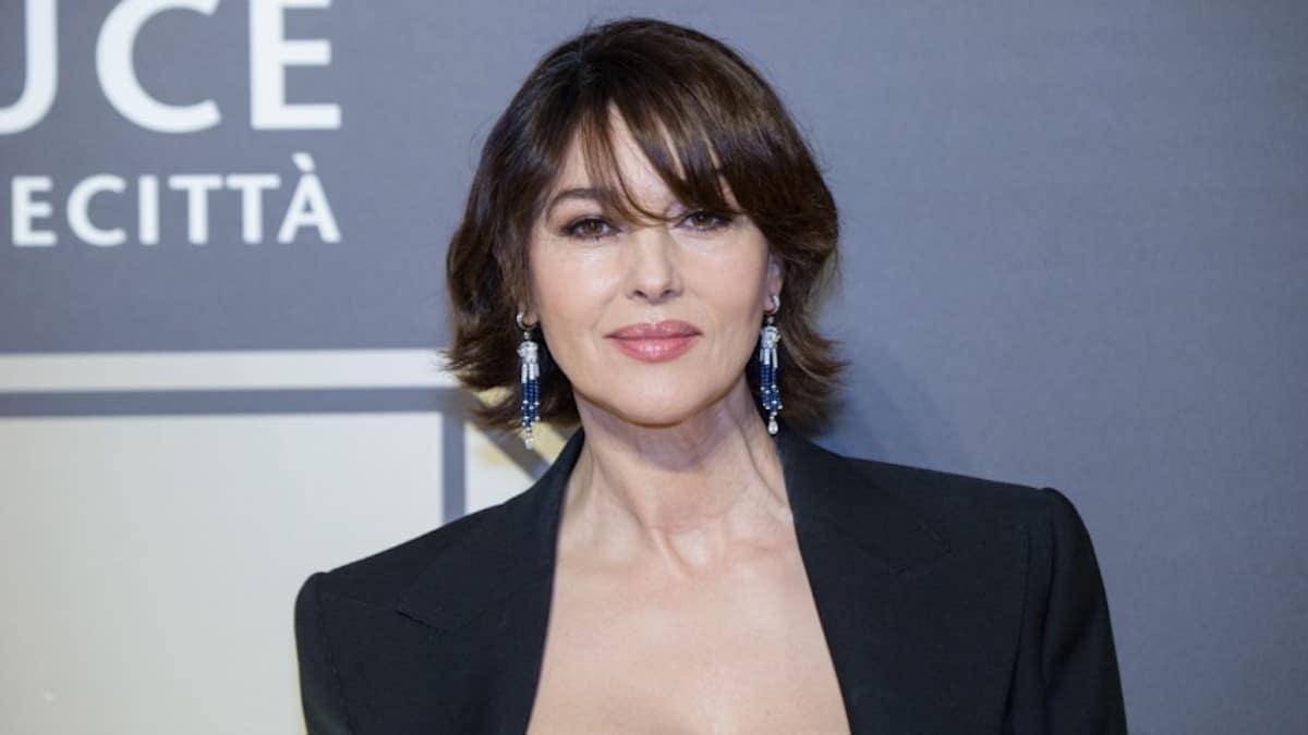 Monica Bellucci: la plus glamour des actrices fait trembler Instagram