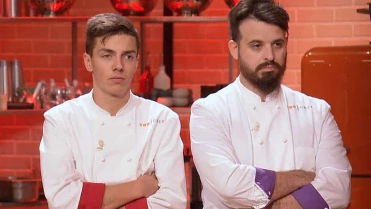 Top Chef: Mauvaise nouvelle pour Adrien et Mallory, leur restaurant doit fermer