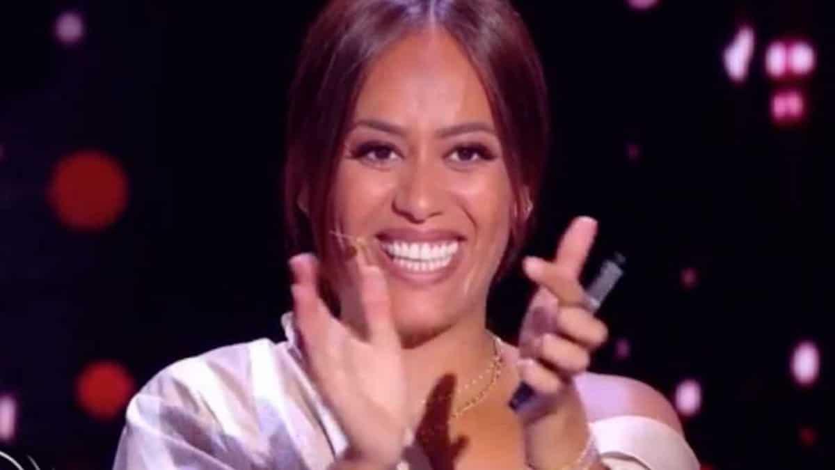 Amel Bent (Good Singers): elle amuse le public par son enthousiasme, les fans adorent !