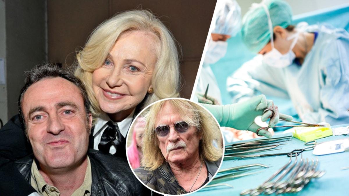 Christophe : Son Fils Romain au plus mal, hospitalisé en urgence, il ne peut plus bouger !