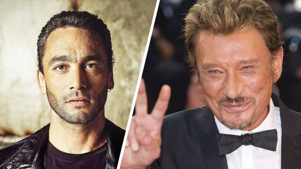 """Johnny Hallyday se fait """"dézinger violemment"""" par les attaques de Jean-Baptiste Guégan. Propos """"grinçants"""""""