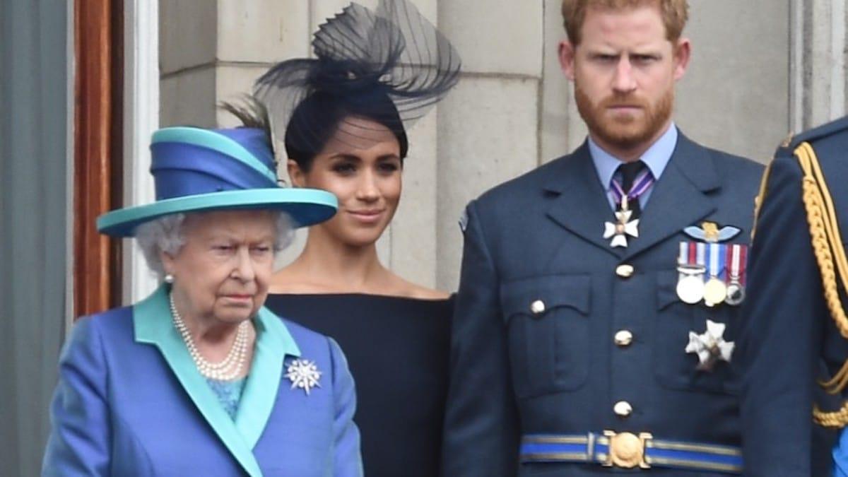 Le Prince Harry s'emporte violemment contre la Reine d'Angleterre !