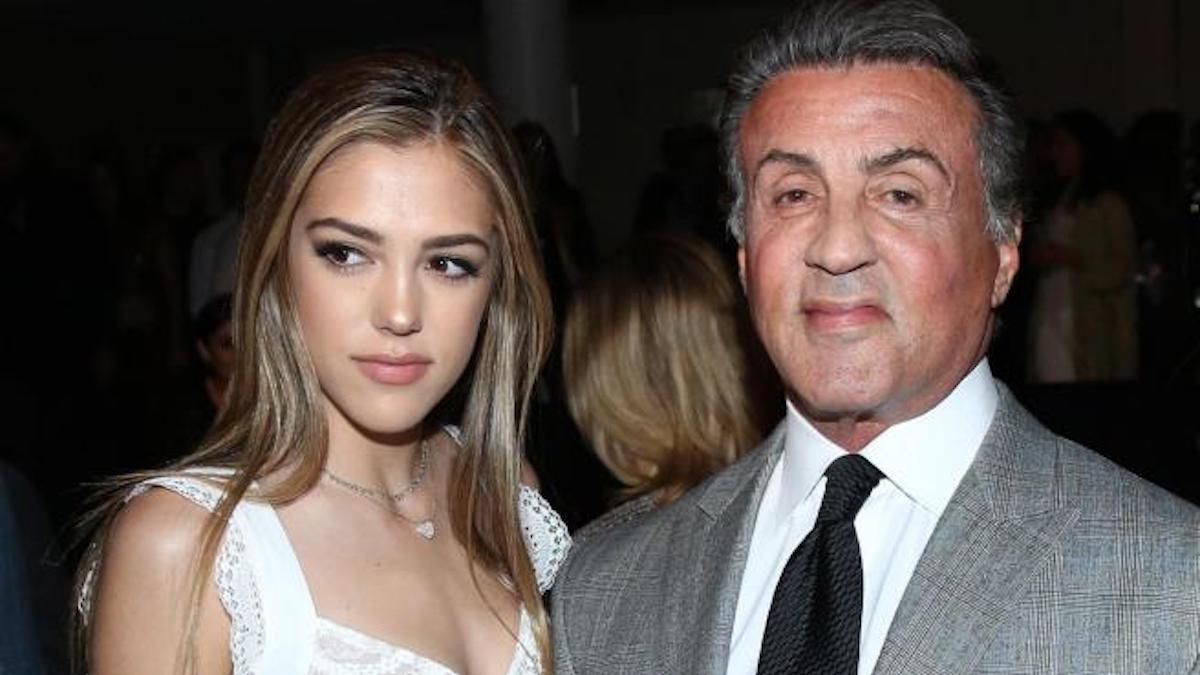 Sylvester Stallone : Sistine, sa fille cadette, fait monter le thermomètre sur les plages de Malibu
