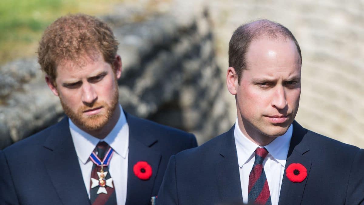 William et Harry se déchirent au sujet de Meghan: nos révélations explosives !