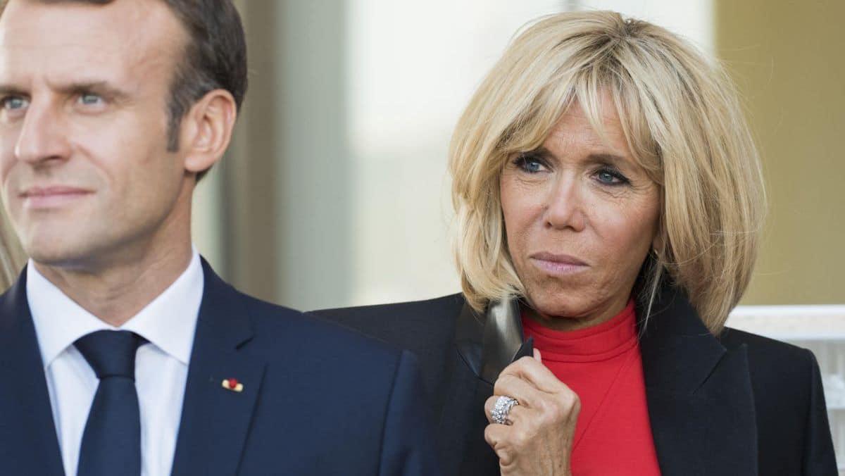 Brigitte Macron: paniquée et effrayée par ces risques auxquels s'expose son mari