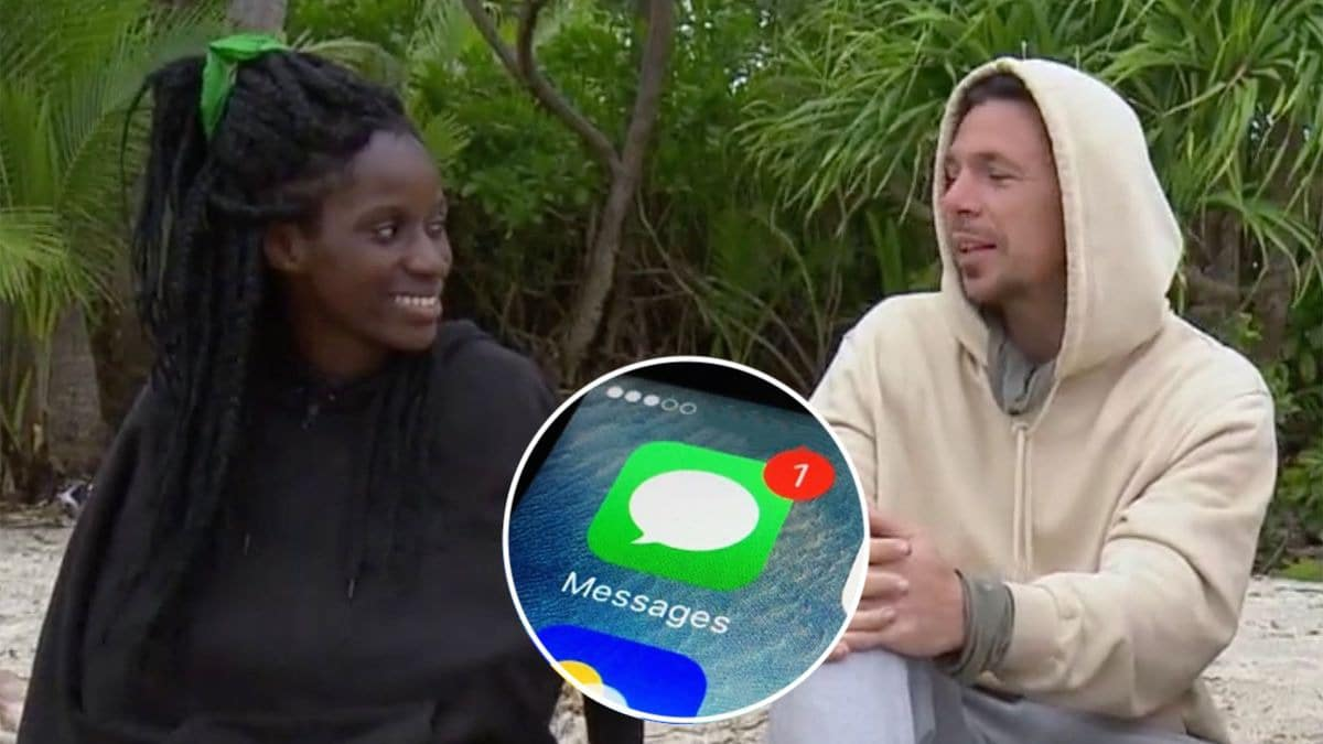 "Hadja ""Koh-Lanta"": partage le dernier SMS de Bertrand-Kamal avant sa mort"