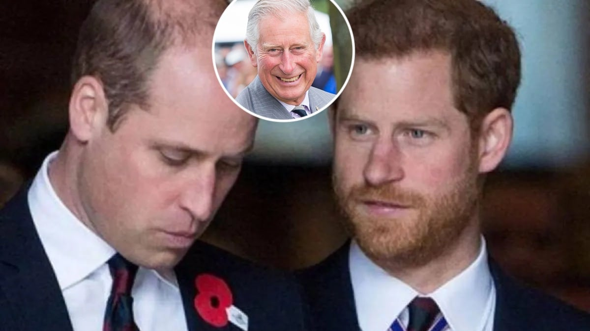 Harry et William en très gros froid: le prince Charles totalement mis en cause