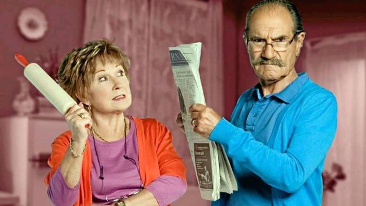 Huguette et Raymond Scènes de ménages s'enflamment, et font vibrer les internautes !