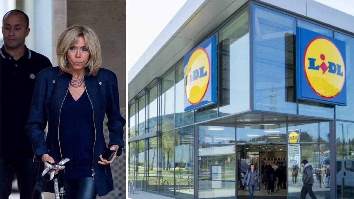 Lidl continue de faire le buzz et sort pour la rentrée des tenues de la très chic Brigitte Macron !