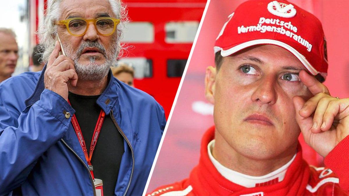 Michael Schumacher : de nouvelles révélations préoccupantes sur sa santé dévoilées par l'ex de Flavio Briatore