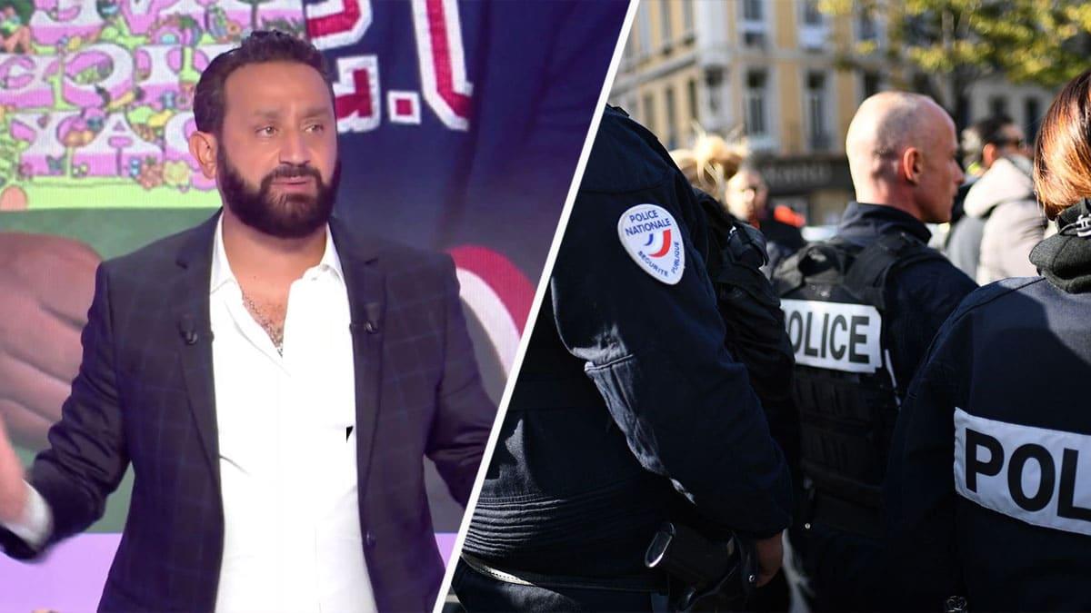 TPMP : Un chroniqueur de Cyril Hanouna arrêté par la police et placé en garde à vue