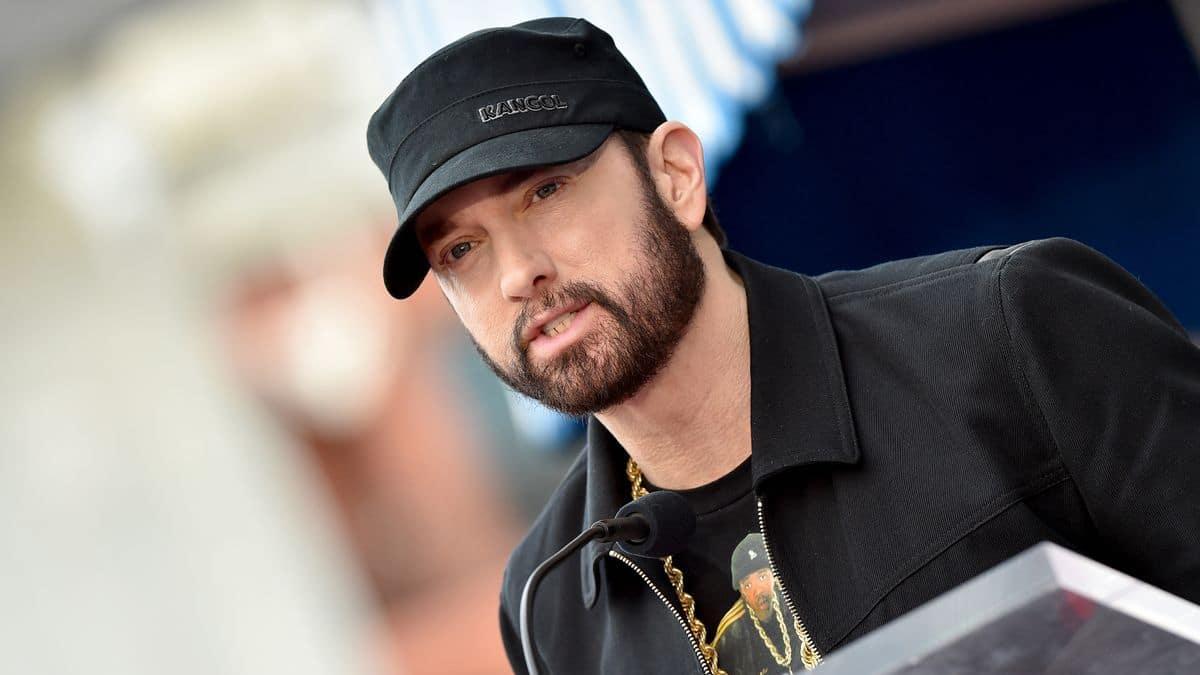 Un déséquilibré s'introduit chez le rappeur Eminem: le rappeur en danger de mort !