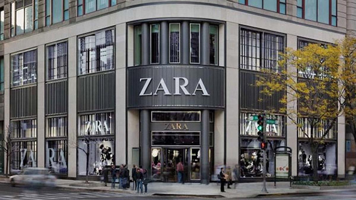Zara mise sur le cuir pour sa collection automne-hiver, avec cette pièce incroyable à prix cadeau