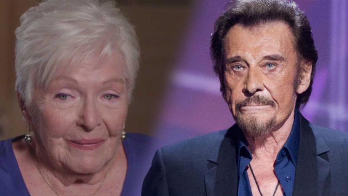 """""""C'est un suicide!"""": Line Renaud n'envisage pas autrement le décès de Johnny Hallyday"""