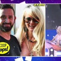 """Cyril Hanouna balance une ÉNORME info sur le """"nouveau cheri"""" de Laeticia Hallyday!"""