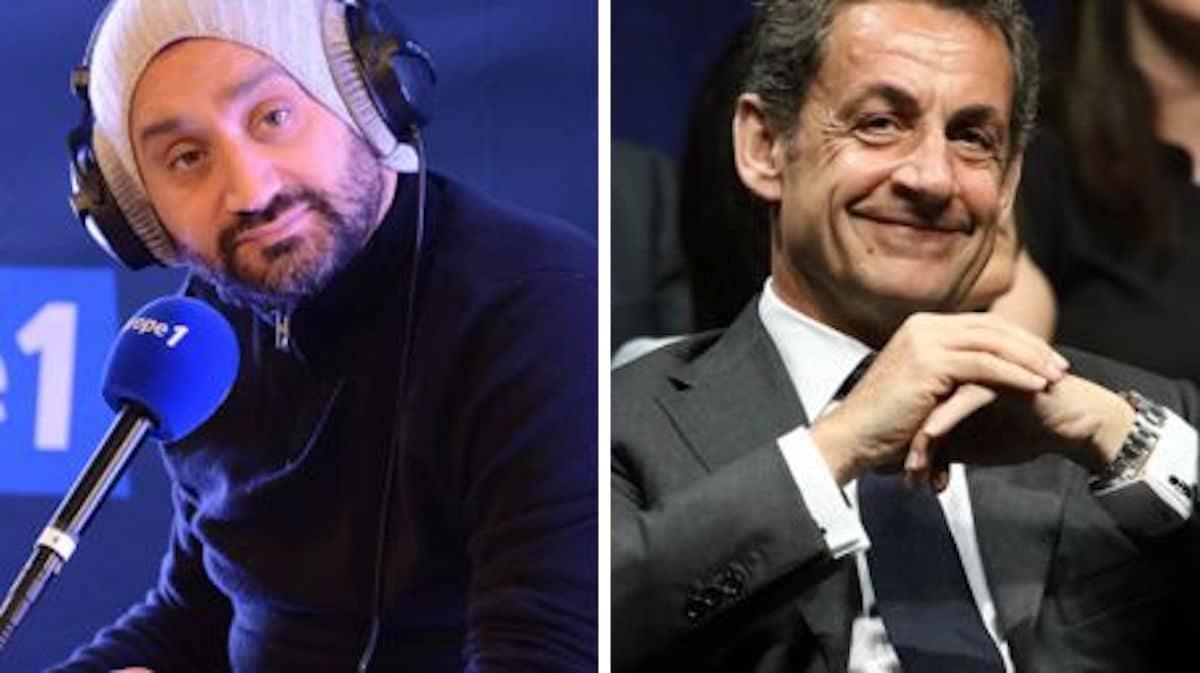 Cyril Hanouna explose de colère après le passage de Nicolas Sarkozy dans Quotidien !