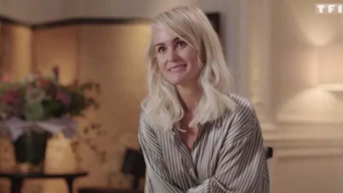 Laeticia Hallyday, superbe, signe enfin un grand retour sur les plateaux de télé française