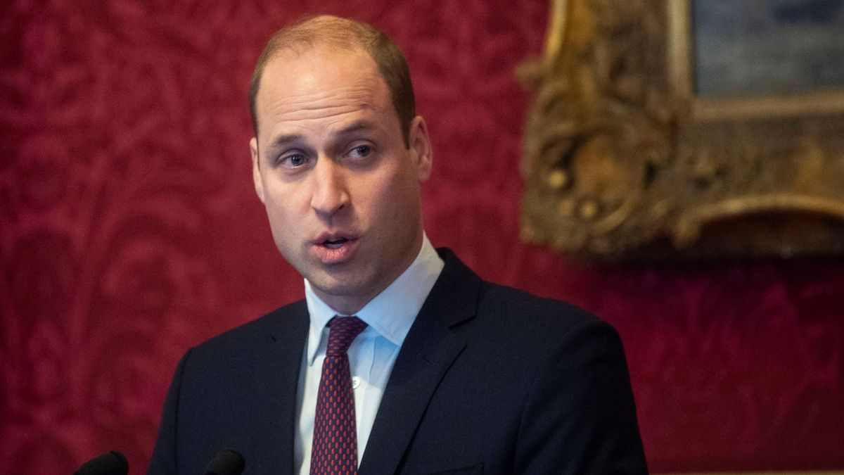 Le prince William en DEUIL, au plus mal: Il poste un poignant message