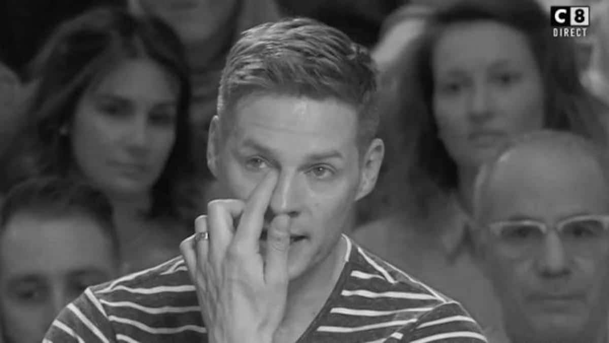Matthieu Delormeau au plus mal: Super triste, brise le silence et s'exprime : «je n'ai pas de famille»
