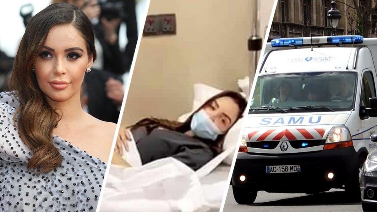 Nabilla au plus mal: hospitalisée d'urgence, elle n'est pas bien du tout, nous avons les infos !