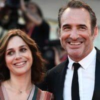 Photos du babybump! Jean Dujardin et Nathalie Péchalat attendent leur deuxième enfant