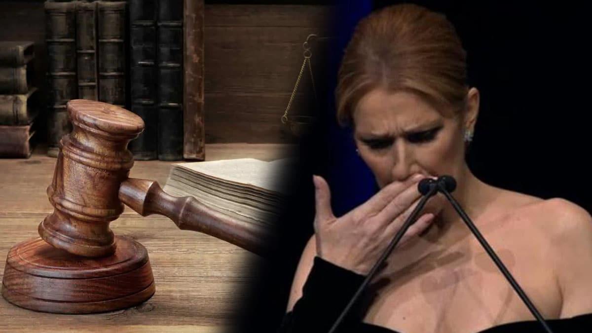 Céline Dion condamnée par la justice, cette somme exorbitante à rendre très (très) vite!