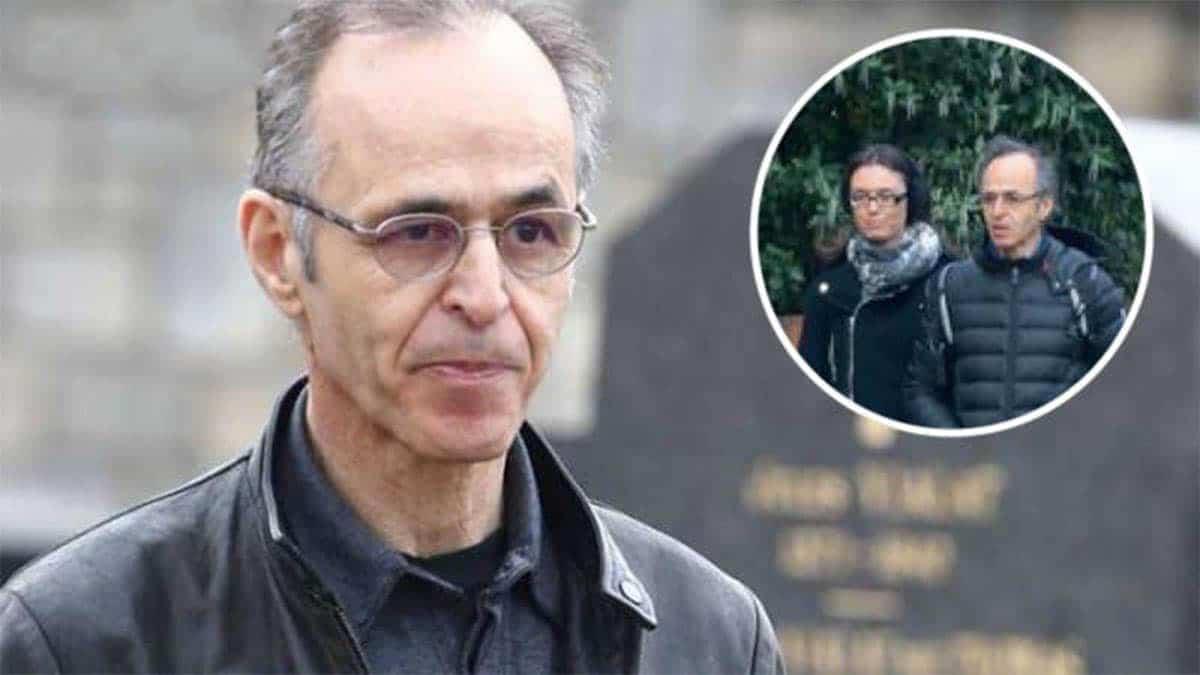 Jean-Jacques Goldman dévoile tout sur Nathalie sa femme, cette très jeune fille qui vit avec lui
