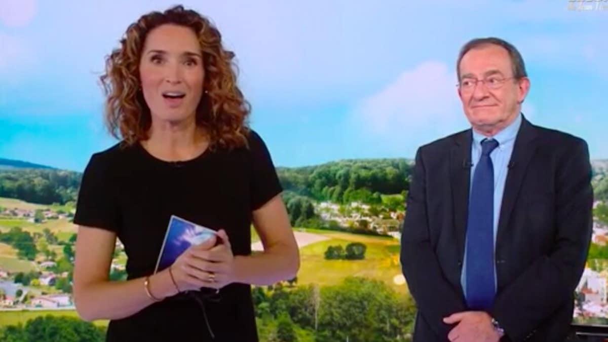 Marie-Sophie Lacarrau: Remplie de doutes sur le JT de 13h? Jean-Pierre Pernaut va-t-il revenir? À la vue de ce cliché énigmatique...
