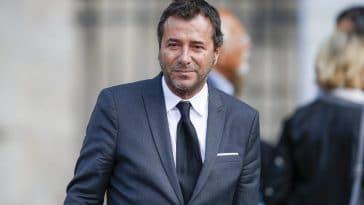 """Richard Berry: Bernard Montiel révèle ce """"mot"""" qu'il envoyé à l'acteur !"""